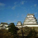 青空と姫路城 – SONY α7(ILCE-7)撮影