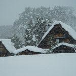 雪深し合掌造り集落 – SONY α7(ILCE-7)撮影