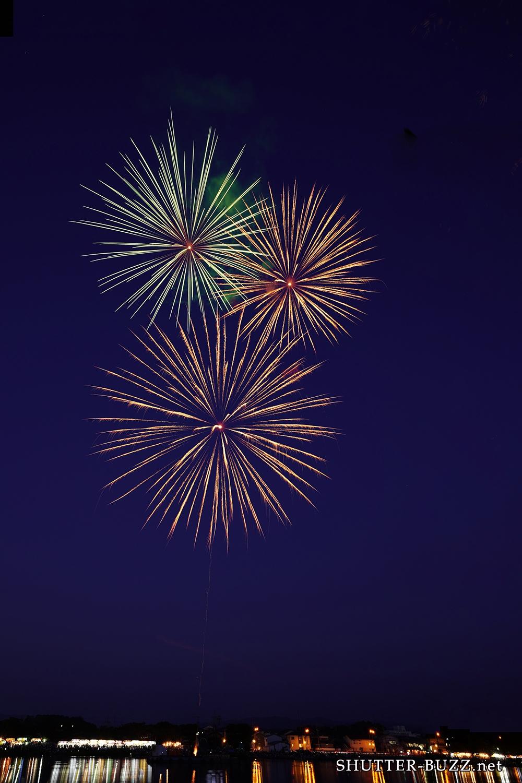 打ち上げ花火とマジックアワー